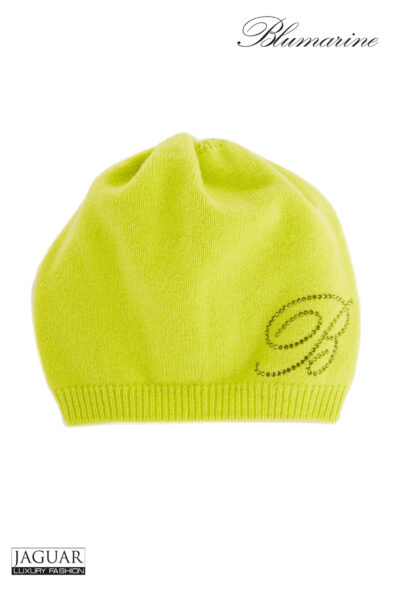 Blumarine hat lime