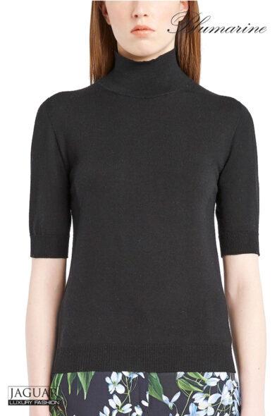 Blumarine knit black