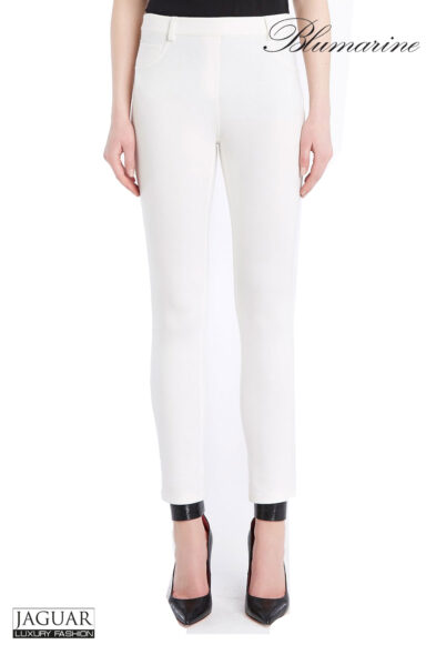 Blumarine trouser cream