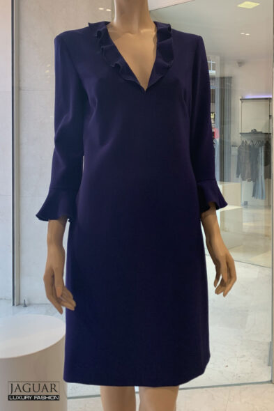 Moschino dress purple