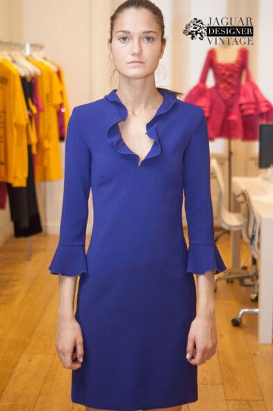 Moschino dress purple