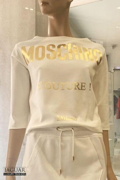 Moschino sweater off-white