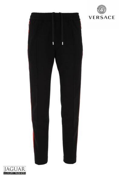 Versace jogging black-red