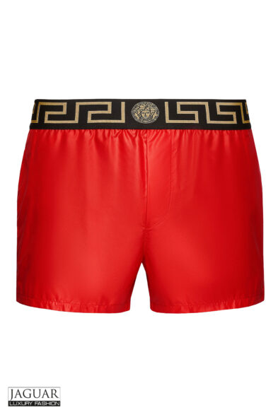 Versace swimshort red