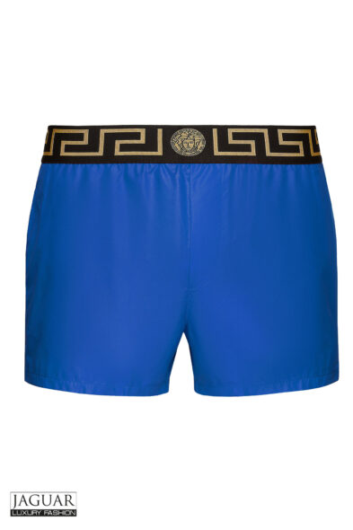 Versace swimshort bluette