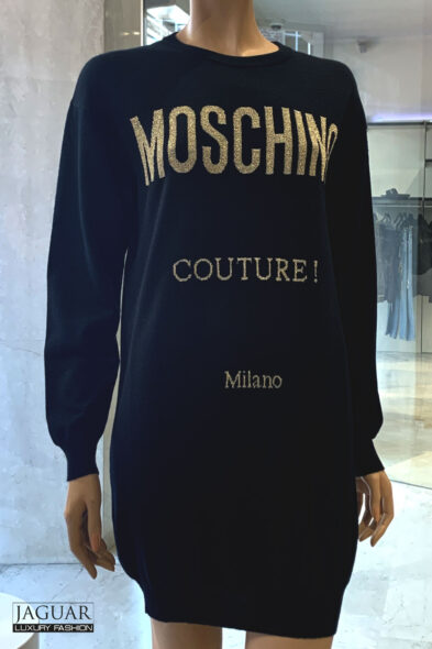 Moschino dress knit