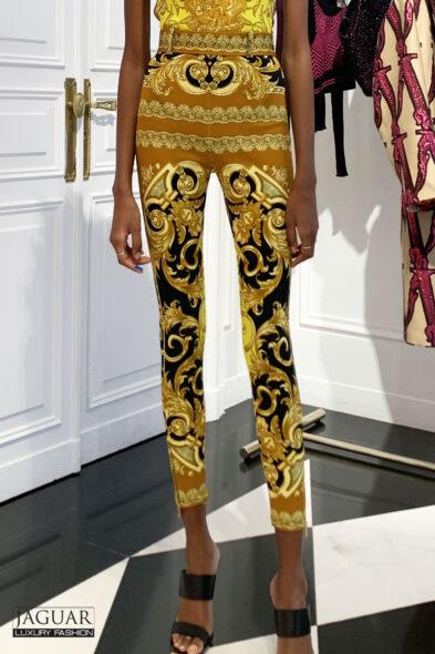 Versace trouser print