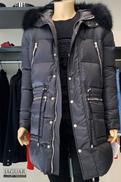 Balmain down jacket