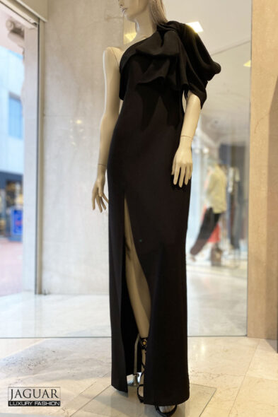Balmain evening dress