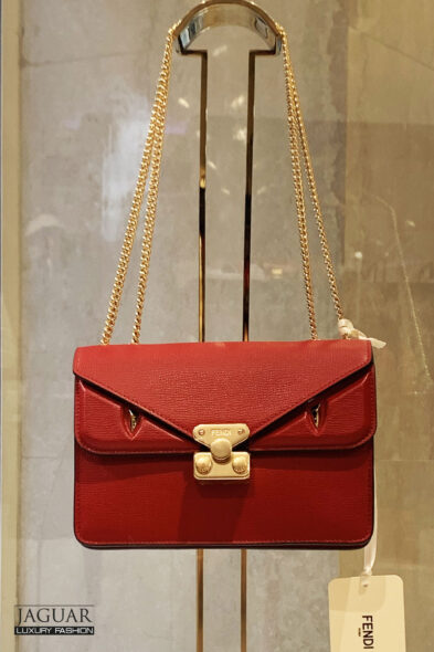 Fendi bag red