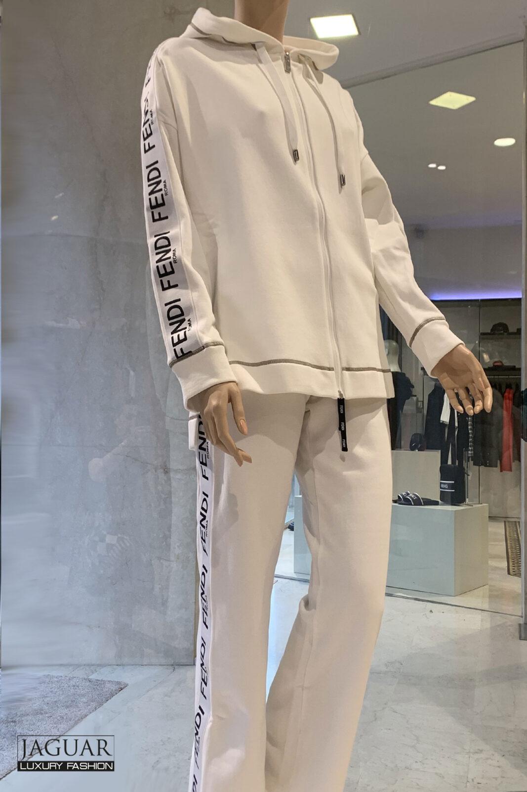 Fendi jogging suit