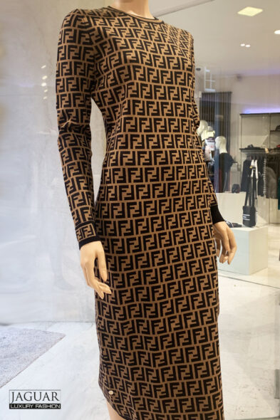 Fendi dress ff