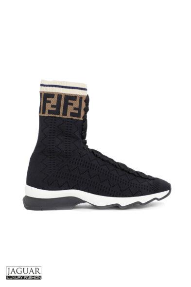 Fendi sneaker boots