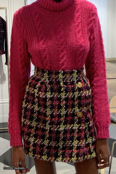 Versace boucle skirt