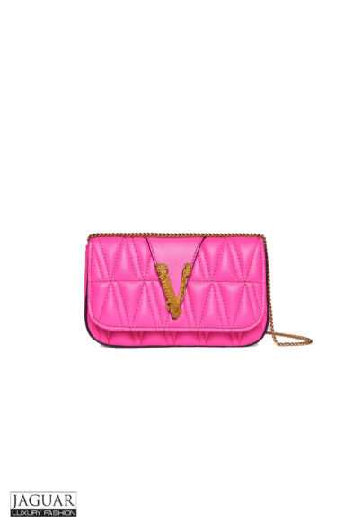 Versace fuxia bag