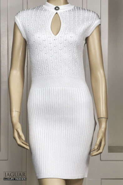 Balmain dress white