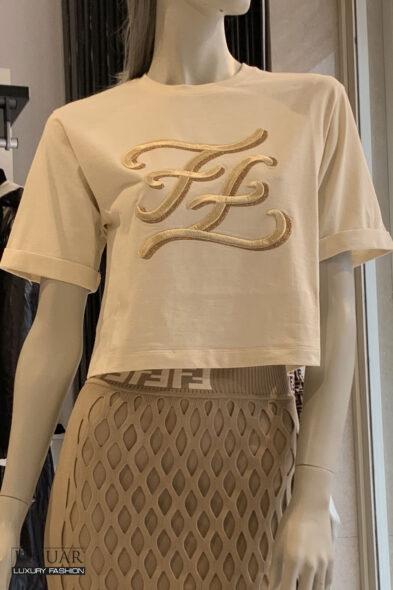 Fendi t-shirt FF