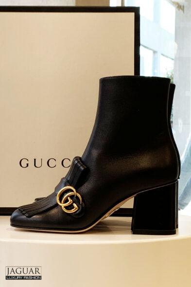Gucci boots GG