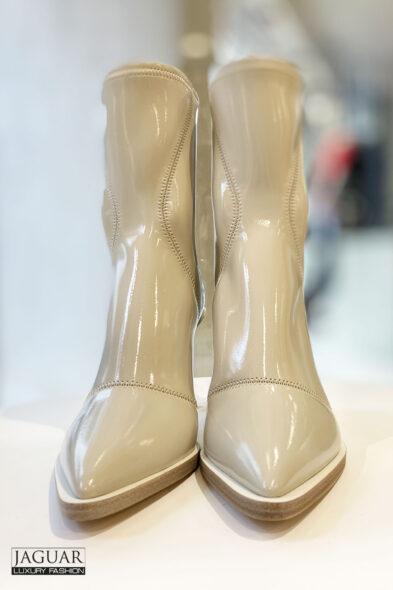 Fendi short boots