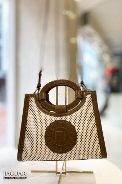 Fendi runaway shopper