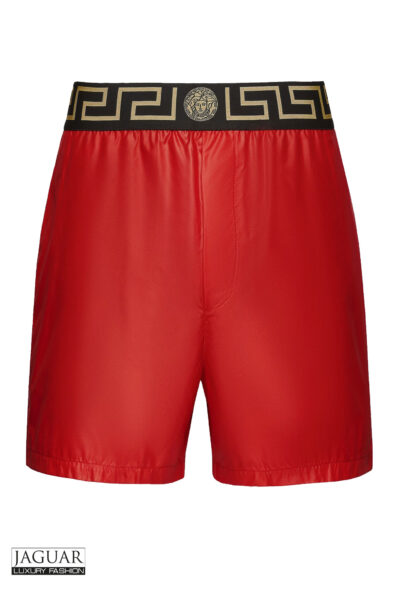 Versace swimshort red