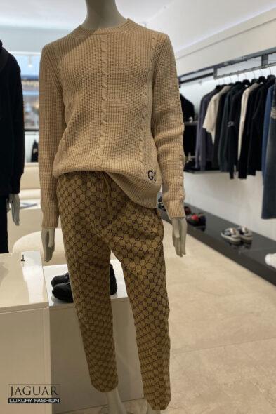 Gucci GG track trouser