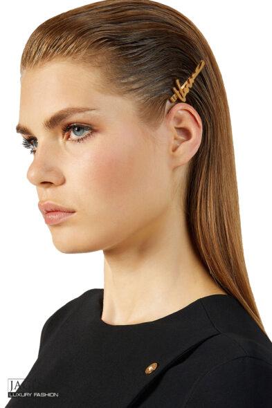 Versace hairpin