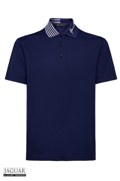 Versace polo blue