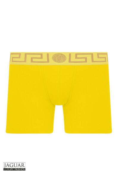 Versace trunk yellow