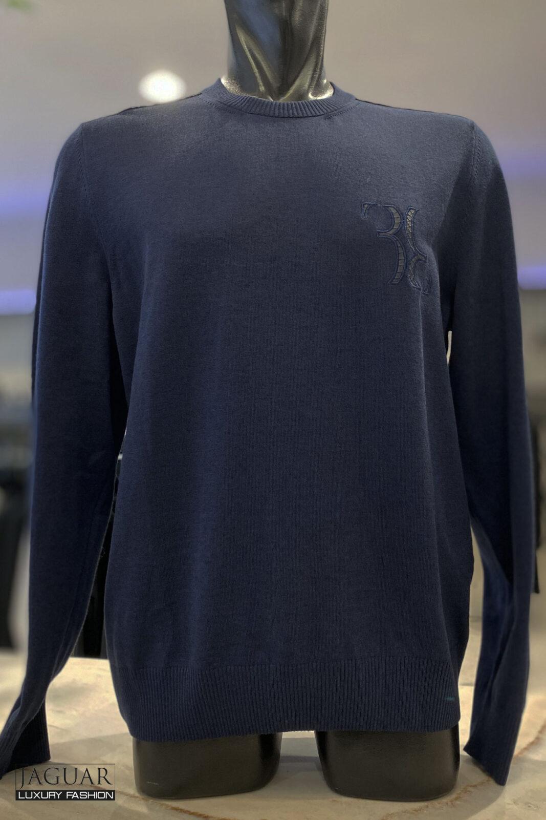 Billionaire knit blue