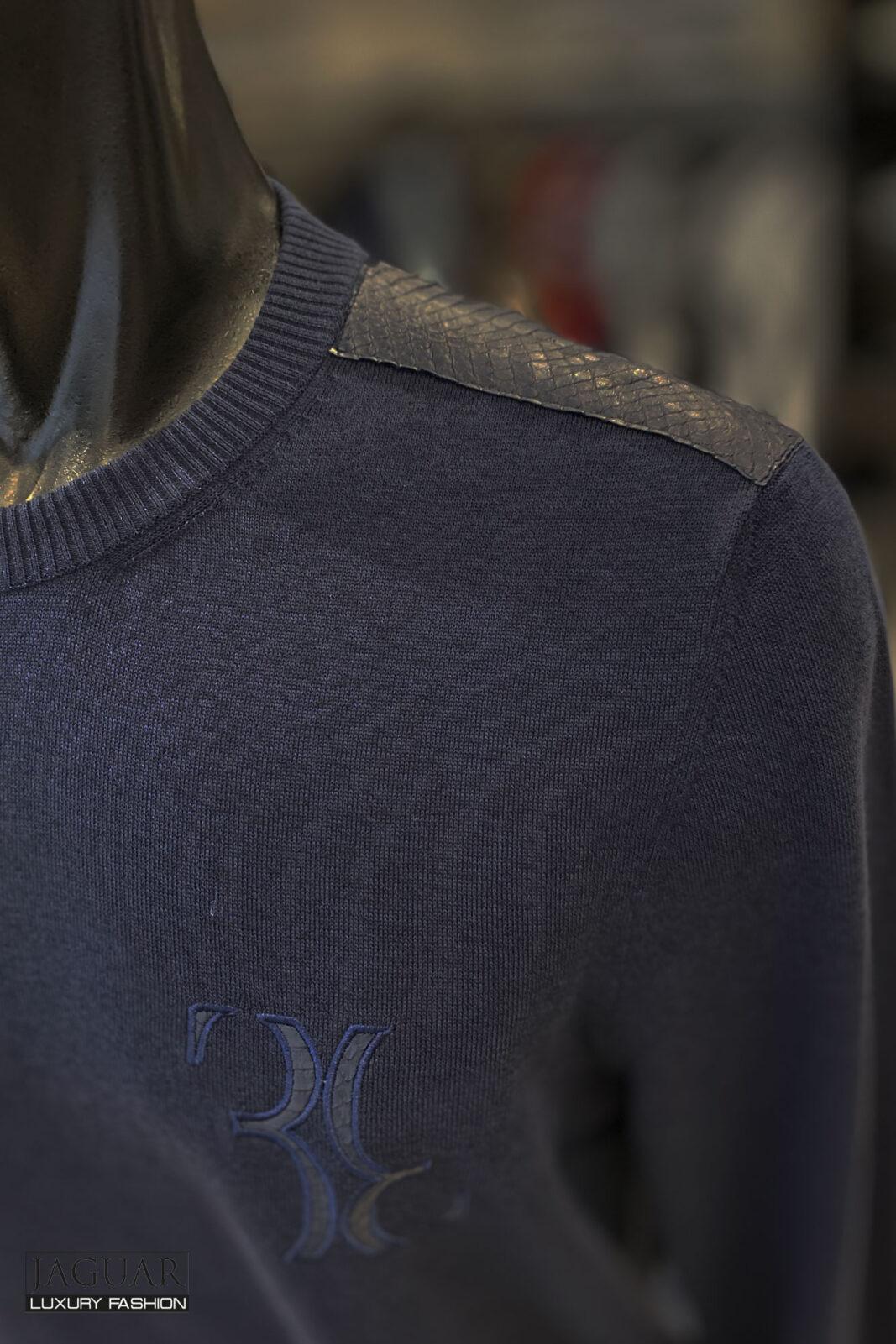 Billionaire knit pull