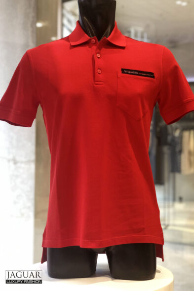 Givenchy polo red