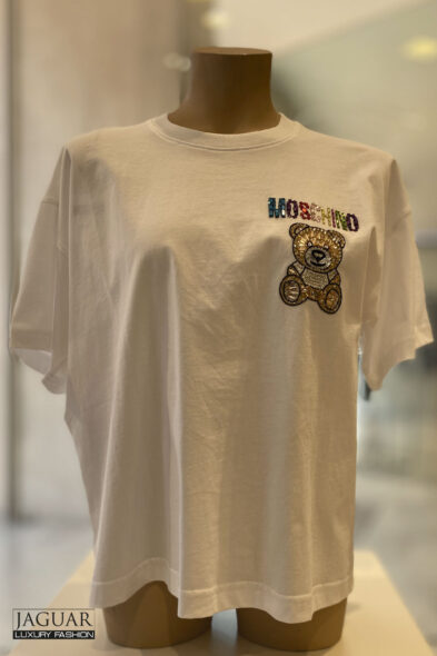 Moschino t-shirt bear