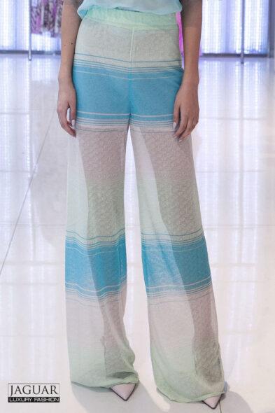 Blumarine knit trouser