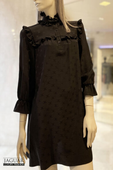 Celine dress black