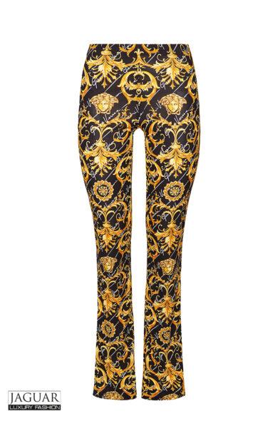 Versace jersey pants