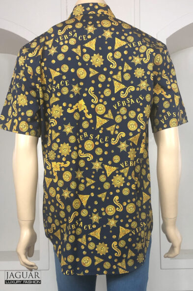 Versace shirt short sleeve