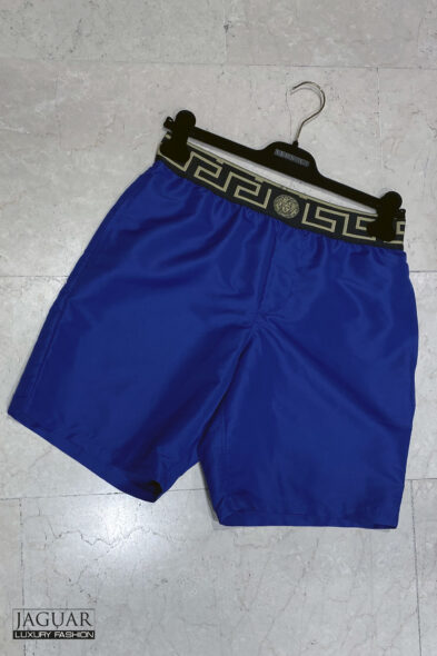 Versace swim trunk bluette