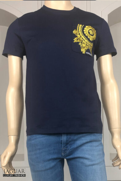 Versace t-shirt blue