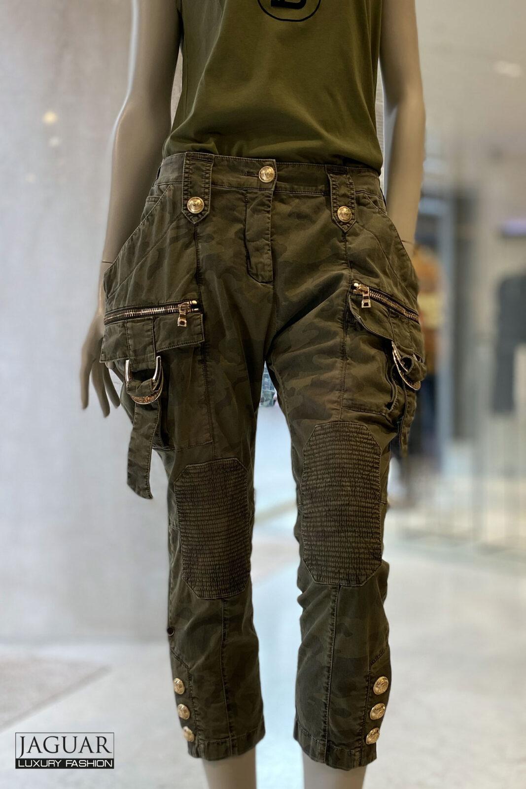 Balmain cargo pants