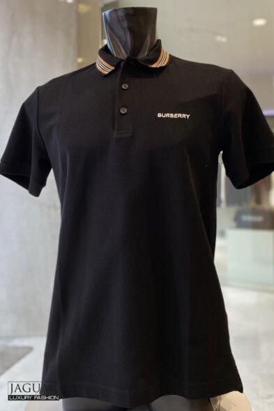 Burberry poloshirt black