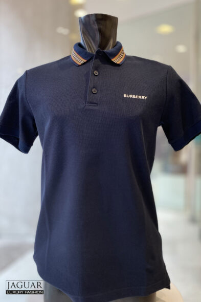 Burberry polo blue
