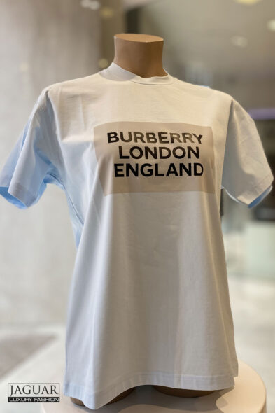 Burberry t-shirt blue