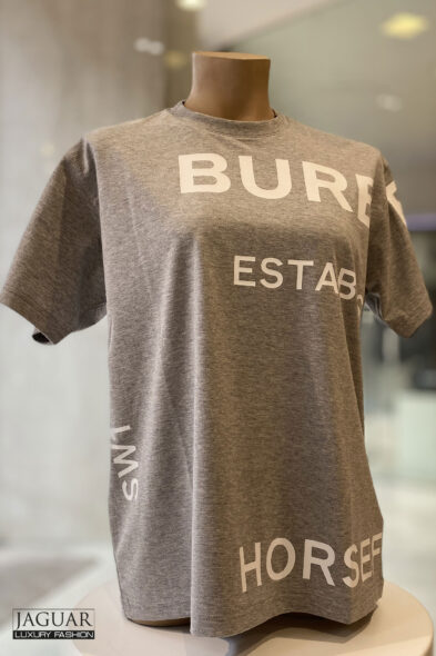 Burberry t-shirt grey