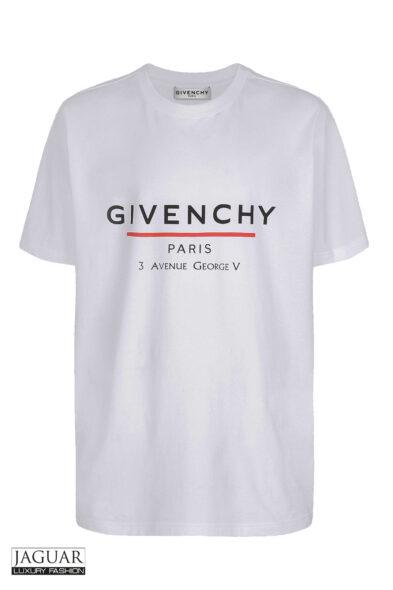 Givenchy oversized t-shirt