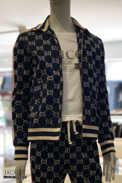 Gucci track cardigan