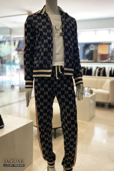 Gucci track suit GG