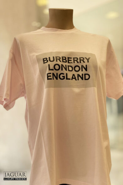 Burberry t-shirt pink