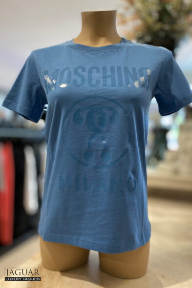 Moschino t-shirt blue