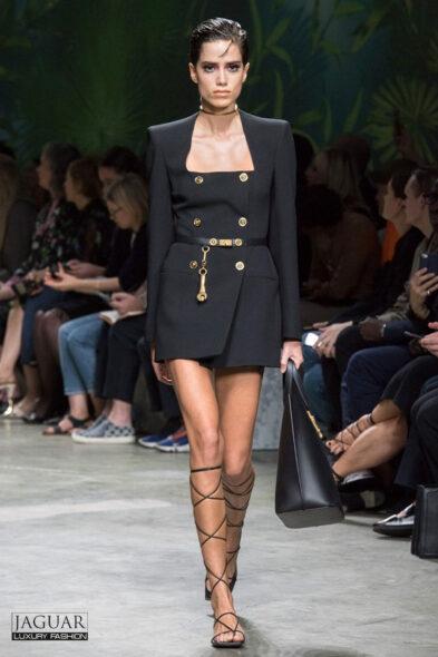 Versace dress/blazer